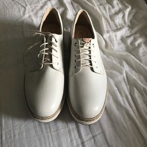 Clarks Shoes   Clarks Womens White